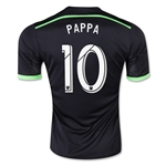 Seattle Sounders 2015 PAPPA Third Soccer Jersey