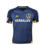 LA Galaxy 2015 Youth Away Soccer Jersey