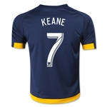 LA Galaxy 2015 KEANE Youth Away Soccer Jersey
