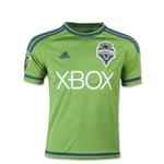 Seattle Sounders 2015 Youth Home Soccer Jersey