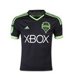 Seattle Sounders 2015 Youth Third Soccer Jersey