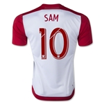 New York Red Bulls 2015 SAM Home Soccer Jersey
