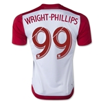 New York Red Bulls 2015 WRIGHT-PHILLIPS Home Soccer Jersey