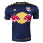 New York Red Bulls 2015 Jersey de Futbol Visitante Autentico