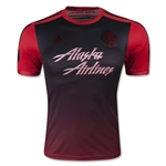 Portland Timbers 2015 Authentic Away Soccer Jersey