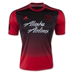 Portland Timbers 2015 Away Soccer Jersey