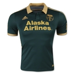 Portland Timbers 2015 Authentic Third Soccer Jersey