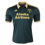 Portland Timbers 2015 Third Soccer Jersey