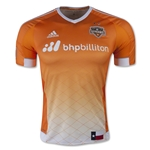 Houston Dynamo 2015 Authentic Home Soccer Jersey