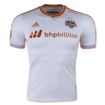 Houston Dynamo 2015 Authentic Away Soccer Jersey
