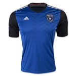 San Jose Earthquakes 2015 Home Soccer Jersey