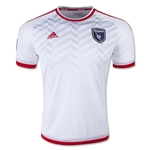 San Jose Earthquakes 2015 Away Soccer Jersey