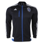 San Jose Earthquakes Full-zip Anthem Jacket
