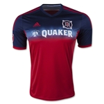 Chicago Fire 2015 Primary Soccer Jersey