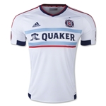 Chicago Fire 2015 Authentic Away Soccer Jersey