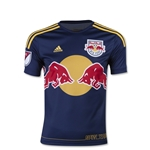 New York Red Bulls 2015 Youth Away Soccer Jersey