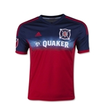 Chicago Fire 2015 Youth Primary Soccer Jersey