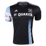 Chicago Fire 2015 Authentic Third Soccer Jersey