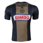 Philadelphia Union 2015 Authentic Home Soccer Jersey