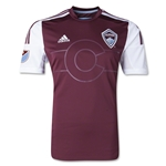Colorado Rapids 2015 Home Soccer Jersey