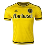 Columbus Crew 2015 Authentic Home Soccer Jersey
