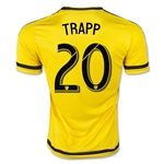 Columbus Crew 2015 TRAPP Home Soccer Jersey