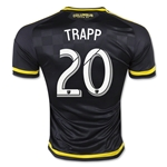 Columbus Crew 2015 TRAPP Authentic Away Soccer Jersey