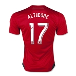 Toronto FC 2015 ALTIDORE Authentic Home Soccer Jersey