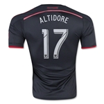 Toronto FC 2015 ALTIDORE Authentic Away Soccer Jersey