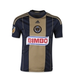 Philadelphia Union 2015 Youth Home Soccer Jersey