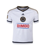 Philadelphia Union 2015 Youth Away Soccer Jersey