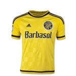 Columbus Crew 2015 Youth Home Soccer Jersey