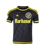 Columbus Crew 2015 Youth Away Soccer Jersey