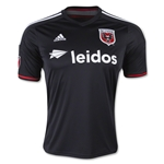 DC United 2015 Primary Soccer Jersey