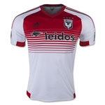 DC United 2015 Authentic Secondary Soccer Jersey