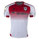 DC United 2015 Authentic Secondary Soccer Jersey w/ CCL Patch