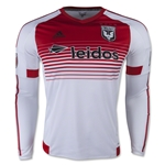 DC United 2015 LS Authentic Secondary Soccer Jersey