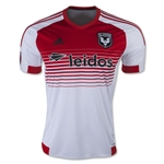 DC United 2015 Secondary Soccer Jersey
