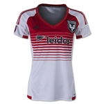 DC United 2015 Women's Secondary Soccer Jersey