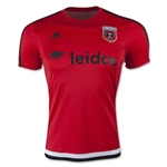 DC United 2015 Pregame Training Jersey