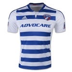 FC Dallas 2015 Authentic Away Soccer Jersey