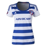 FC Dallas 2015 Women's Away Soccer Jersey
