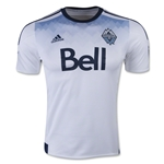 Vancouver Whitecaps 2015 Authentic Home Soccer Jersey