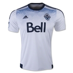 Vancouver Whitecaps 2015 Home Soccer Jersey
