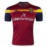 Real Salt Lake 2015 Authentic Home Soccer Jersey