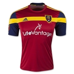 Real Salt Lake 2015 Home Soccer Jersey