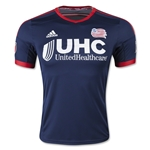 New England Revolution 2015 Authentic Home Soccer Jersey