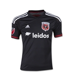 DC United 2015 Youth Primary Soccer Jersey