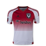 DC United 2015 Youth Secondary Soccer Jersey