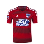 FC Dallas 2015 Youth Home Soccer Jersey